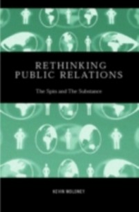 Ebook in inglese Rethinking Public Relations Moloney, Dr Kevin