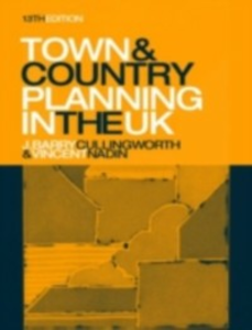 Ebook in inglese Town and Country Planning in the UK -, -