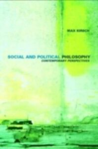 Ebook in inglese Social and Political Philosophy
