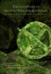 Foto Cover di Encyclopedia of Ancient Natural Scientists, Ebook inglese di  edito da Taylor and Francis