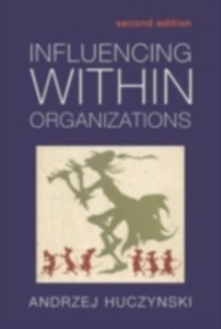 Ebook in inglese Influencing Within Organizations Huczynski, Andzrej