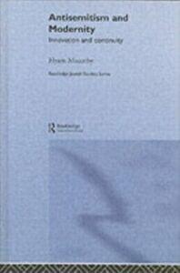 Foto Cover di Antisemitism & Modernity, Ebook inglese di  edito da Taylor and Francis
