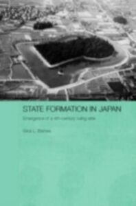 Ebook in inglese State Formation in Japan Barnes, Gina