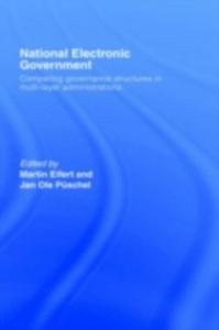 Ebook in inglese National Electronic Government -, -