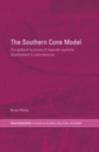 Ebook in inglese Southern Cone Model PHILLIPS, NICOLA