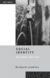 Foto Cover di Social Identity, Ebook inglese di Richard Jenkins, edito da Taylor and Francis