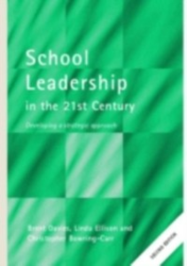Ebook in inglese School Leadership in the 21st Century -, -