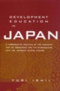 Ebook in inglese Development Education in Japan Ishii, Yuri