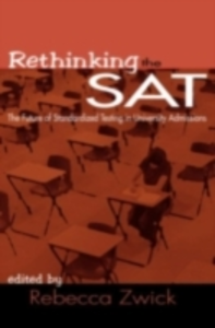 Ebook in inglese Rethinking the SAT -, -