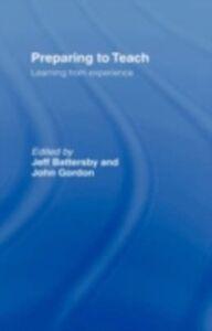 Ebook in inglese Preparing to Teach