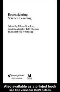 Ebook in inglese Reconsidering Science Learning -, -