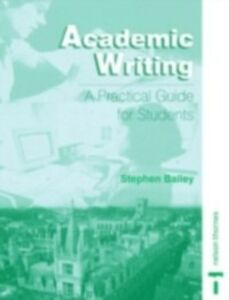 Ebook in inglese Academic Writing -, -