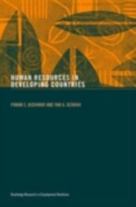 Foto Cover di Human Resource Management in Developing Countries, Ebook inglese di  edito da Taylor and Francis