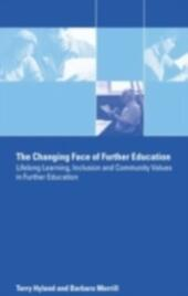 Changing Face of Further Education