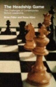 Ebook in inglese Headship Game Atton, Tessa , Fidler, Brian