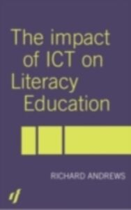 Foto Cover di Impact of ICT on Literacy Education, Ebook inglese di  edito da Taylor and Francis