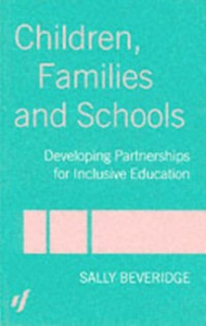 Ebook in inglese Children, Families and Schools Beveridge, Sally