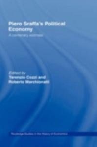 Ebook in inglese Piero Sraffa's Political Economy -, -
