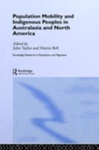 Ebook in inglese Population Mobility and Indigenous Peoples in Australasia and North America -, -