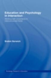 Education and Psychology in Interaction
