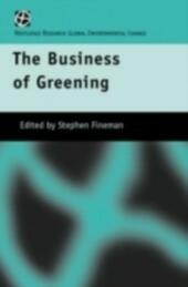 Business of Greening