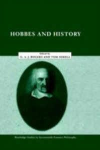 Ebook in inglese Hobbes and History -, -