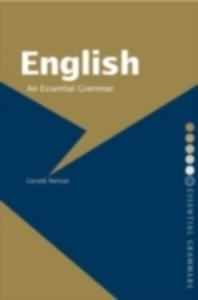 Ebook in inglese English: An Essential Grammar Nelson, Gerald