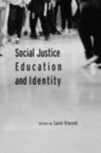 Ebook in inglese Social Justice, Education and Identity