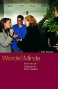 Ebook in inglese Words and Minds Mercer, Neil