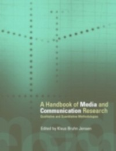 Ebook in inglese Handbook of Media and Communication Research -, -