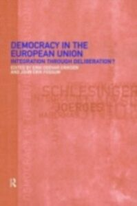 Ebook in inglese Democracy in the European Union