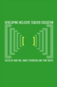 Ebook in inglese Developing Inclusive Teacher Education -, -