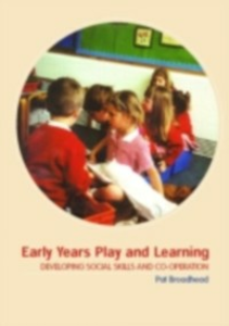 Ebook in inglese Early Years Play and Learning Broadhead, Pat