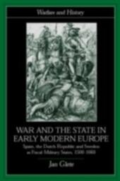 War and the State in Early Modern Europe