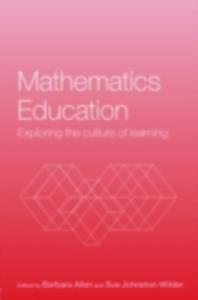 Ebook in inglese Mathematics Education -, -