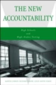 Ebook in inglese New Accountability -, -