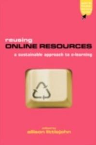Ebook in inglese Reusing Online Resources -, -