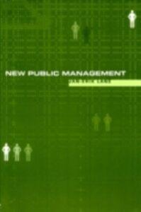 Foto Cover di New Public Management, Ebook inglese di Jan-Erik Lane, edito da Taylor and Francis
