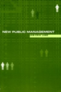 Ebook in inglese New Public Management Lane, Jan-Erik