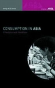 Ebook in inglese Consumption in Asia