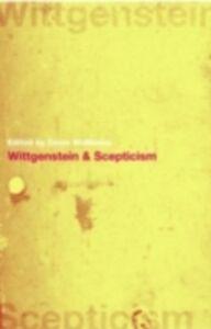 Ebook in inglese Wittgenstein and Scepticism -, -