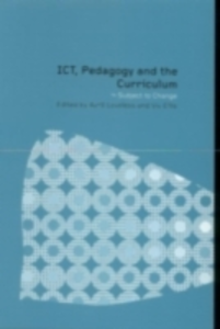 Ebook in inglese ICT, Pedagogy and the Curriculum -, -