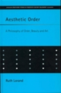 Ebook in inglese Aesthetic Order Lorand, Ruth