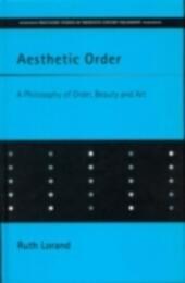 Aesthetic Order