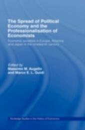 Spread of Political Economy and the Professionalisation of Economists