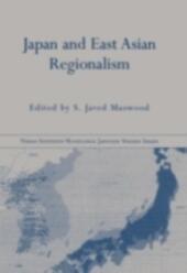 Japan and East Asian Regionalism