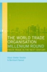 Ebook in inglese World Trade Organization Millennium Round