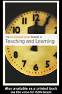 Ebook in inglese The RoutledgeFalmer Reader in Teaching and Learning