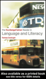 Ebook in inglese The RoutledgeFalmer Reader in Language and Literacy