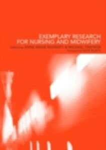 Ebook in inglese Exemplary Research For Nursing And Midwifery